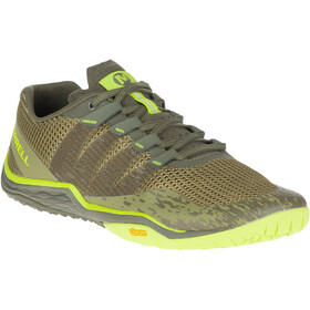 Merrell Trail Glove 5 Shoes Men Olive Drab